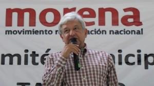 aNDRES MANUEL MORENA
