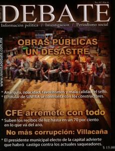 revista debate 62