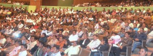 Autoridades municipales electas en capacitación por dependencias gubernamentales y la ASE