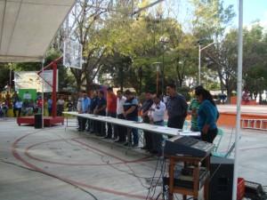 san bartolo coyotepec autoridad 2014